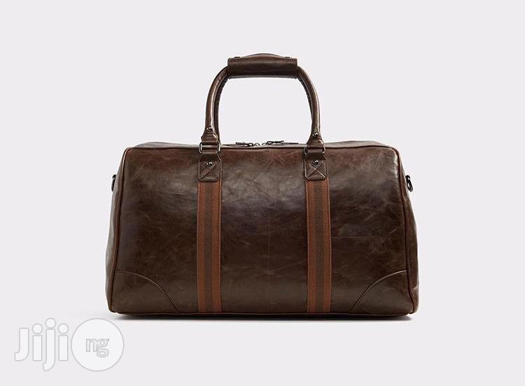 Original Leather Traveling Bag | Bags for sale in Lagos Island (Eko), Lagos State, Nigeria