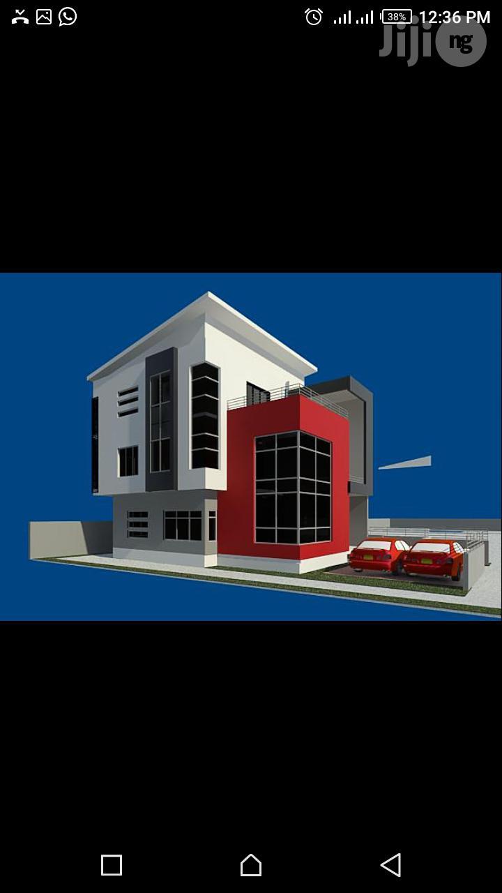 Archive: New 5 Bedroom Duplex At Opebi Ikeja Lagos For Sale.