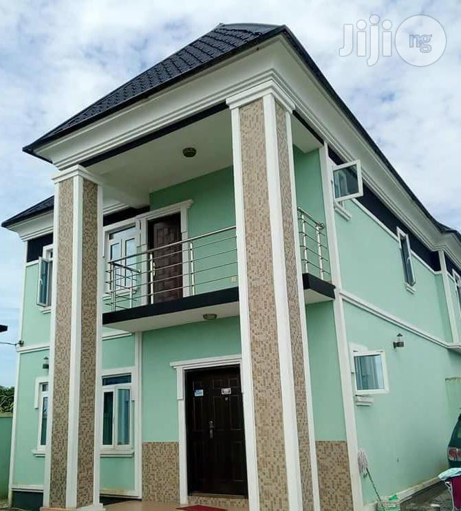 DISTRESS SALE: Neat 4 Bedroom Duplex At Ona Osa, Lekki.