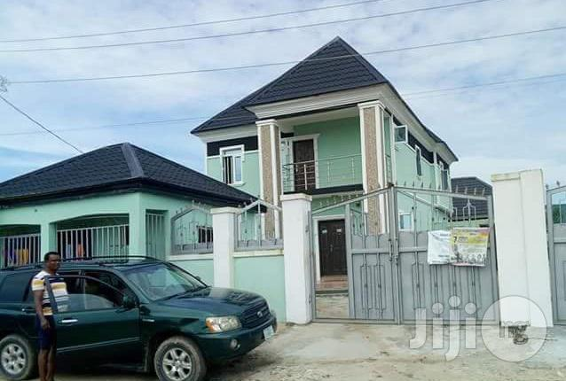 DISTRESS SALE: Neat 4 Bedroom Duplex At Ona Osa, Lekki. | Houses & Apartments For Sale for sale in Lekki Phase 1, Lagos State, Nigeria