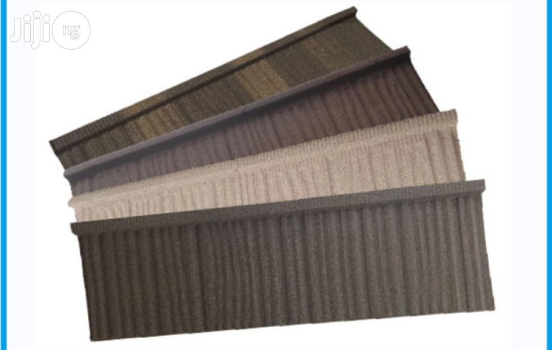 Wood Shake Stone Coated Roofing Tiles | Building & Trades Services for sale in Ikeja, Lagos State, Nigeria