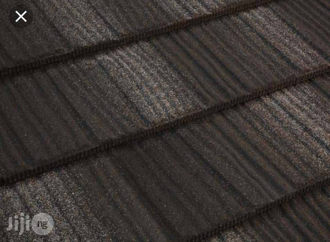 Wood Shake Stone Coated Roofing Tiles