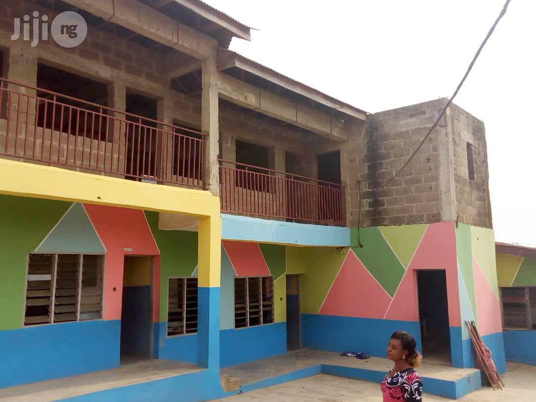School Building of Creche, Nursery & Primary At Akute Ojodu For Sale. | Commercial Property For Sale for sale in Ifo, Ogun State, Nigeria