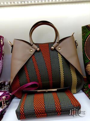 Ankara Bags and Purse Ikeja L | Bags for sale in Lagos State, Ikeja