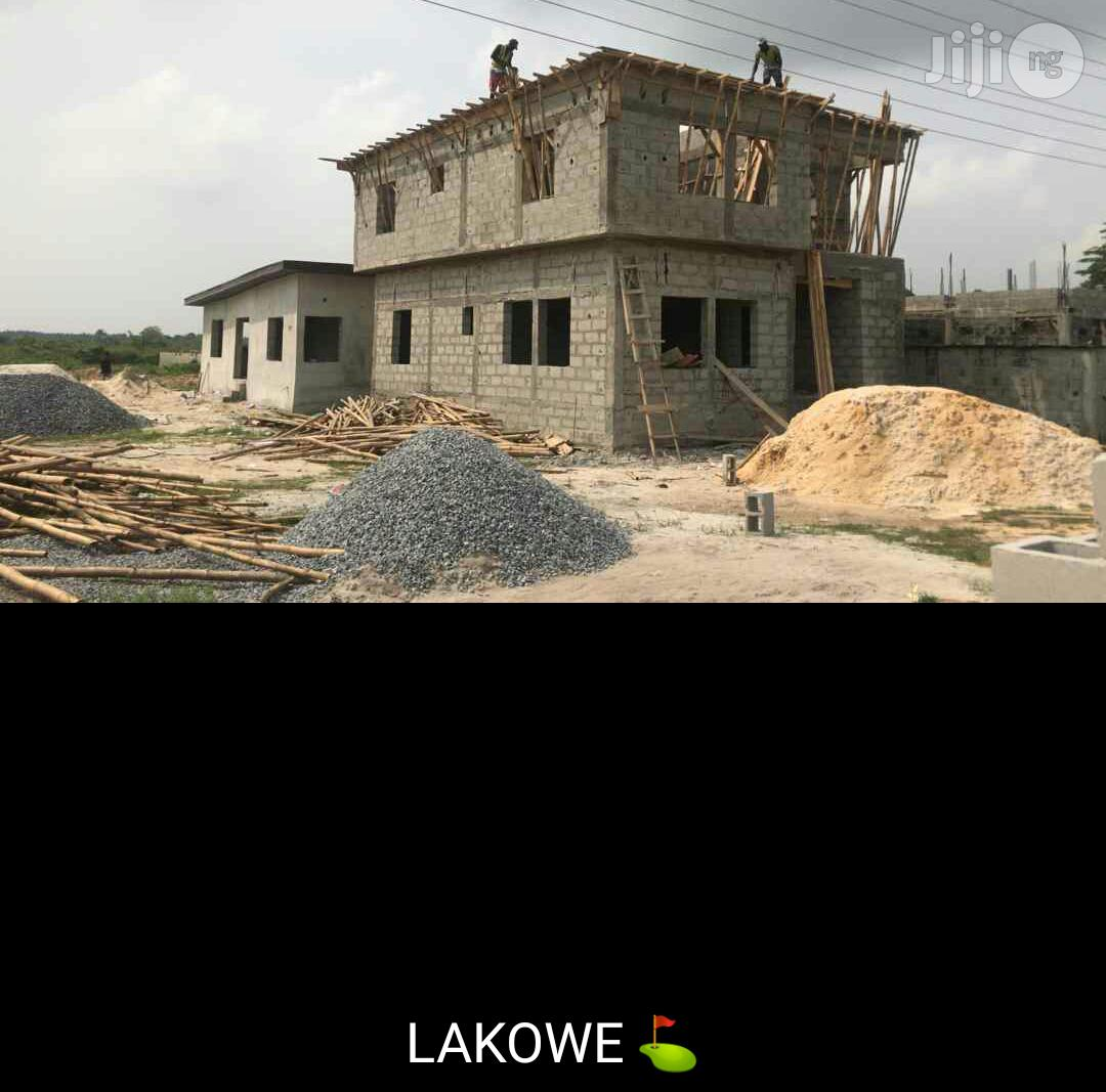 Land in Lakowe, Ajah | Land & Plots For Sale for sale in Ajah, Lagos State, Nigeria