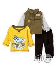 Nannette Boys 3pc Set | Children's Clothing for sale in Lagos State, Surulere