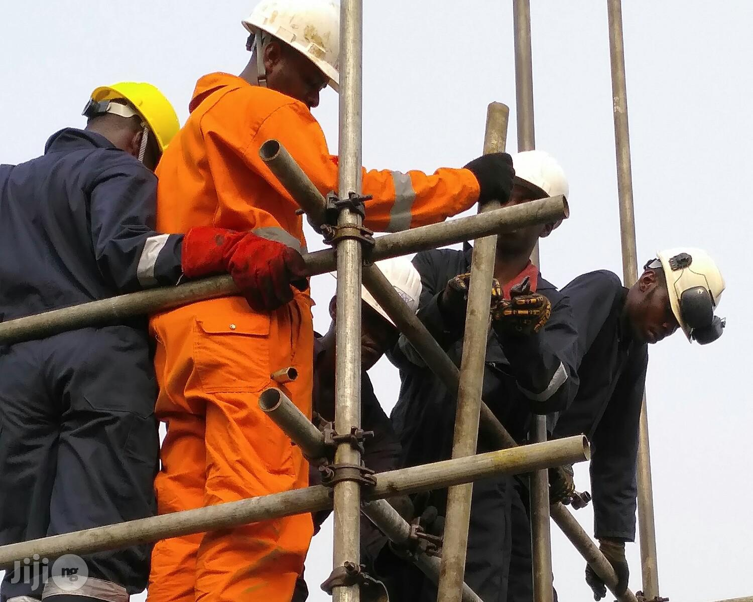 Industrial Scaffold Erection | Classes & Courses for sale in Port-Harcourt, Rivers State, Nigeria