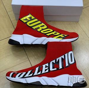 Balenciaga Socks Europe Collection