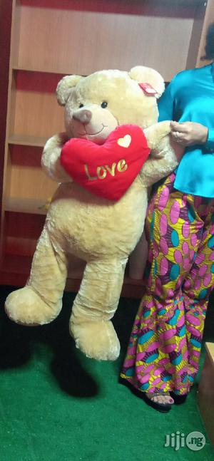Big 4ft Teddy Bear | Toys for sale in Lagos State, Ikeja
