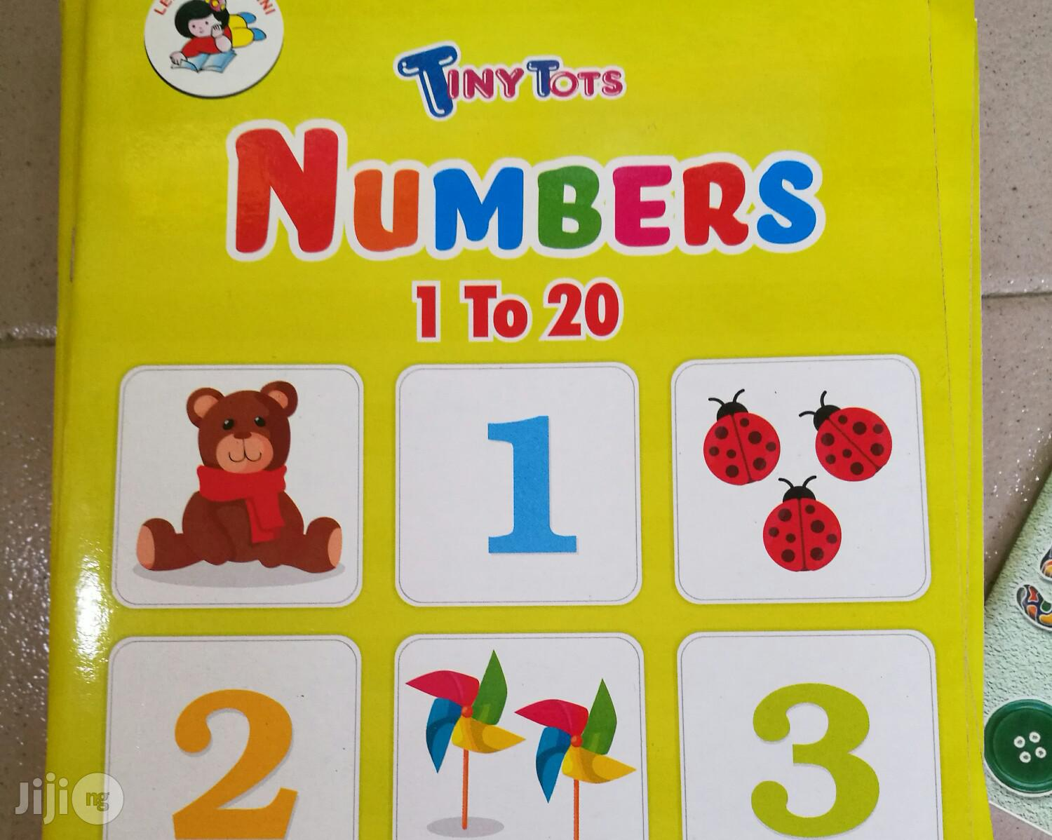 Learning Numbers   Books & Games for sale in Egbe Idimu, Lagos State, Nigeria