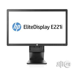HP Elitedisplay E221i 21.5-inch IPS LED Backlit Monitor   Computer Monitors for sale in Lagos State, Ikeja