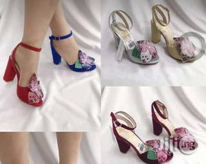 Quality Block Heel Sandal | Shoes for sale in Osun State, Osogbo