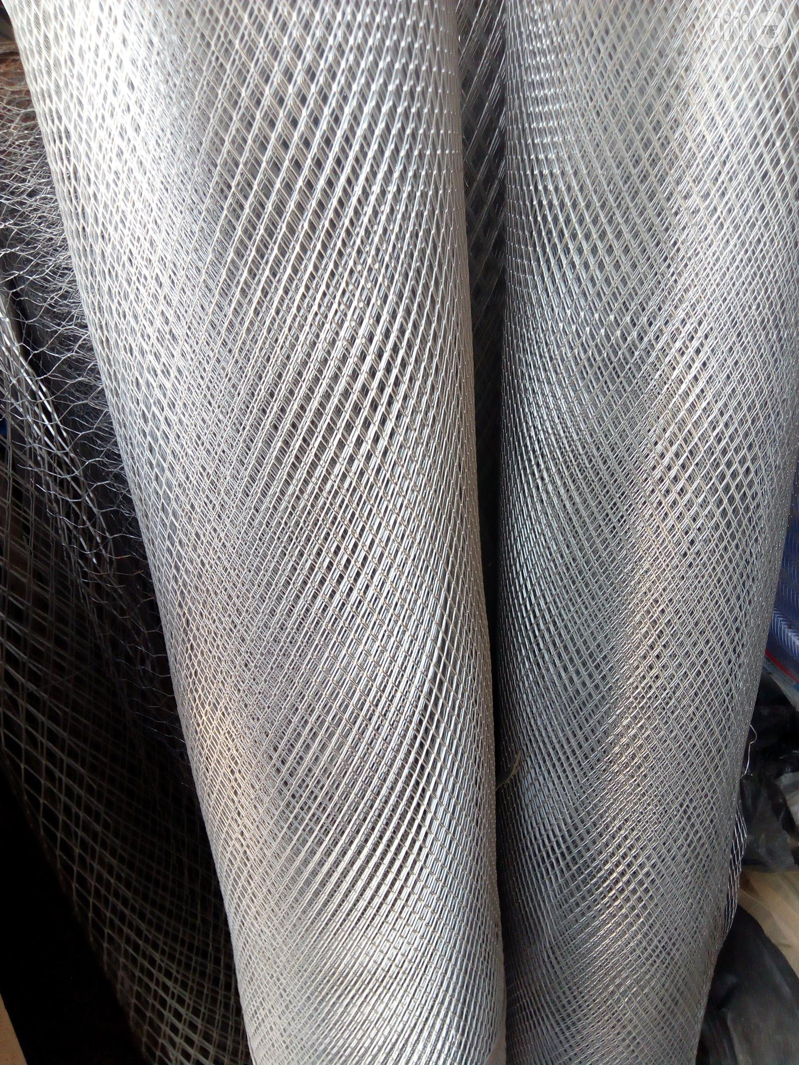 Galvanized Net For Chicken And Fish Farming Covering