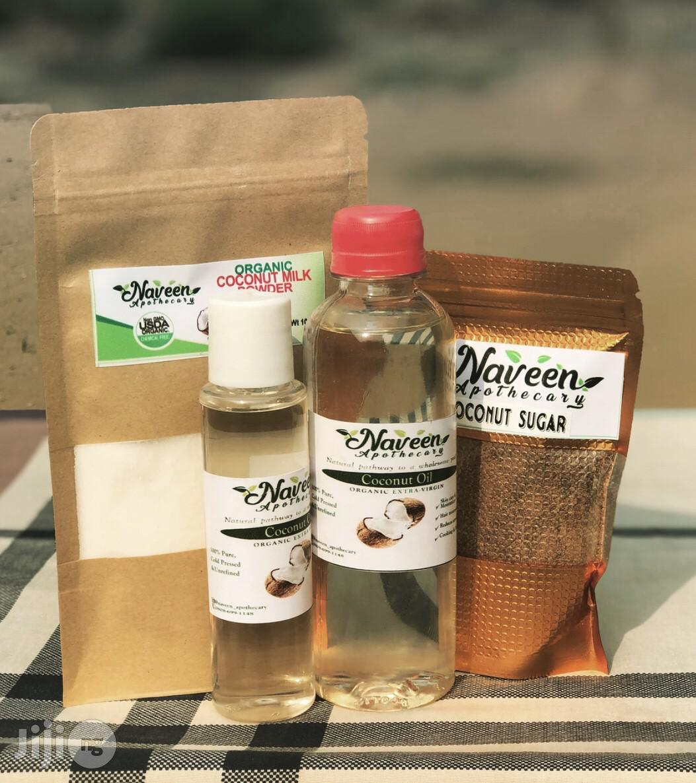 Cold Pressed Organic Coconut Oil   Skin Care for sale in Uyo, Akwa Ibom State, Nigeria