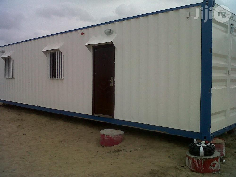 Office container cabin | Manufacturing Equipment for sale in Lekki, Lagos State, Nigeria
