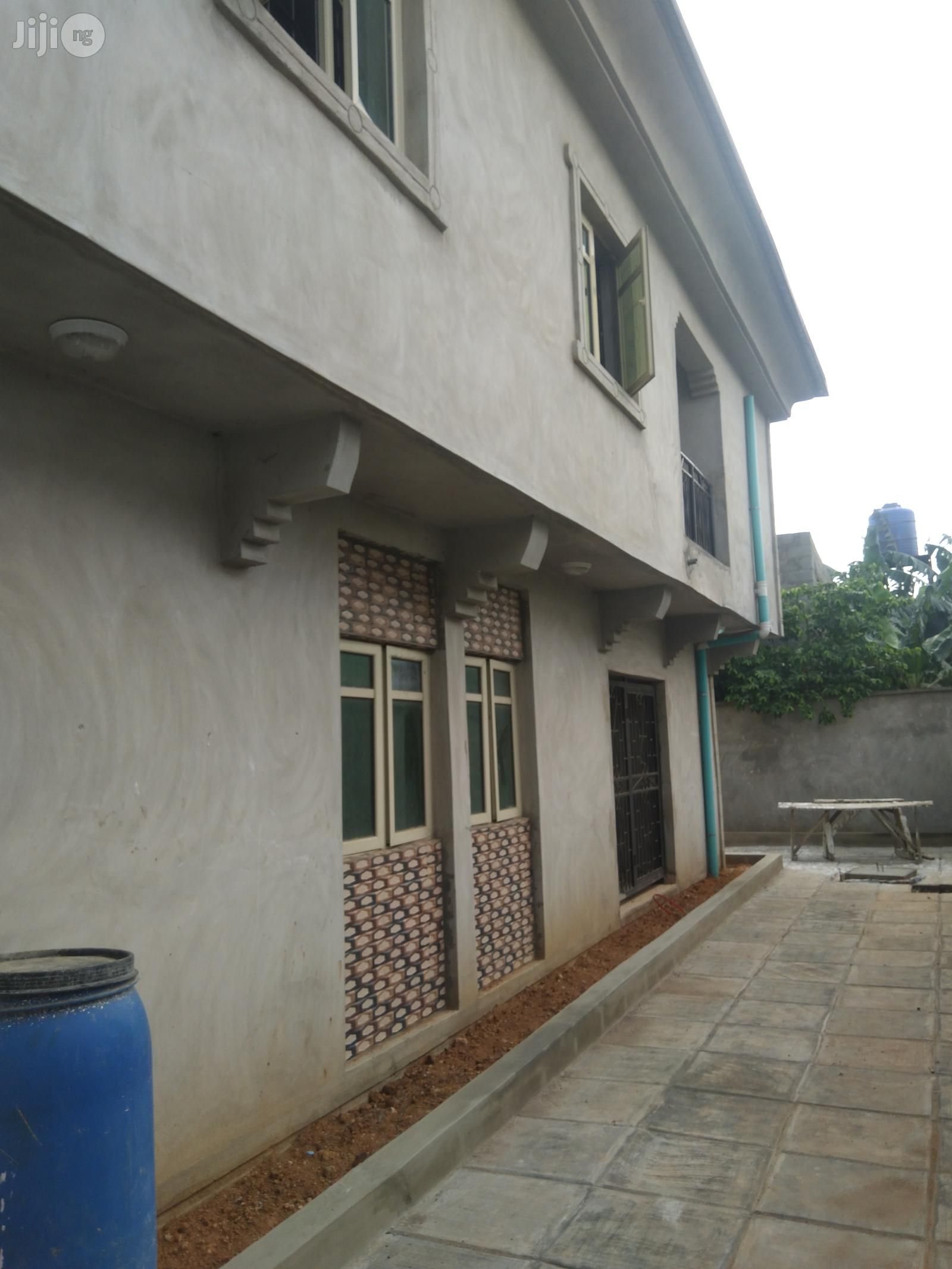 To Let Newly Built 3 Bedroom Flat In Beckley Estate Abulegba | Houses & Apartments For Rent for sale in Ifako-Ijaiye, Lagos State, Nigeria