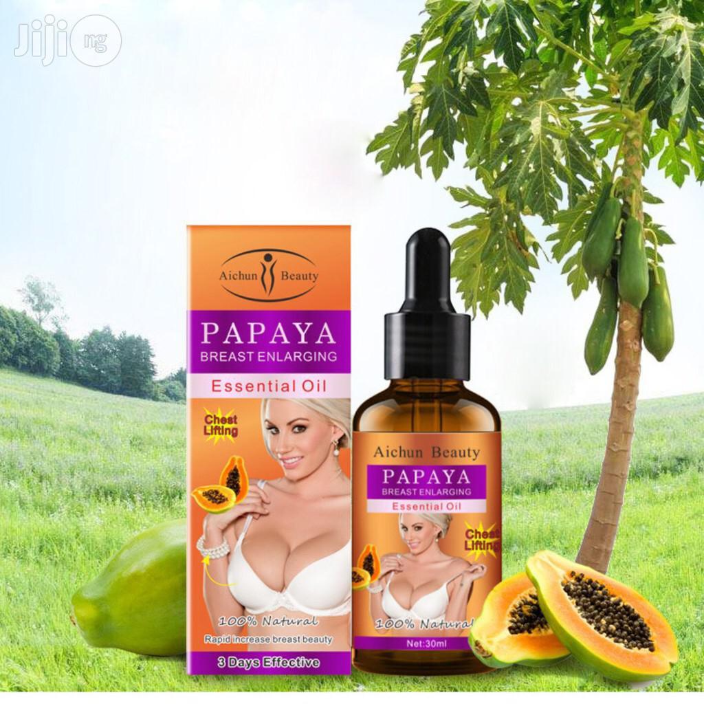 Archive: Aichun Beauty Papaya Breast Enlarging Essential Oil - 30ml