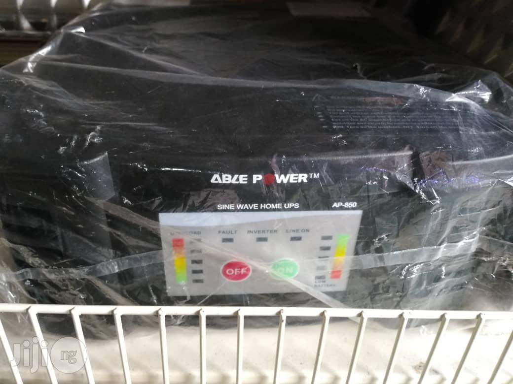 Archive: Able Power 1450VA 24V Pure Sine Wave Inverter