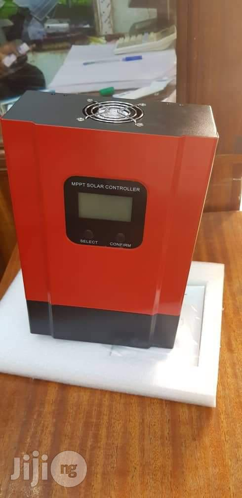 60a 12/24/36/48V MPPT Solar Charge Controller