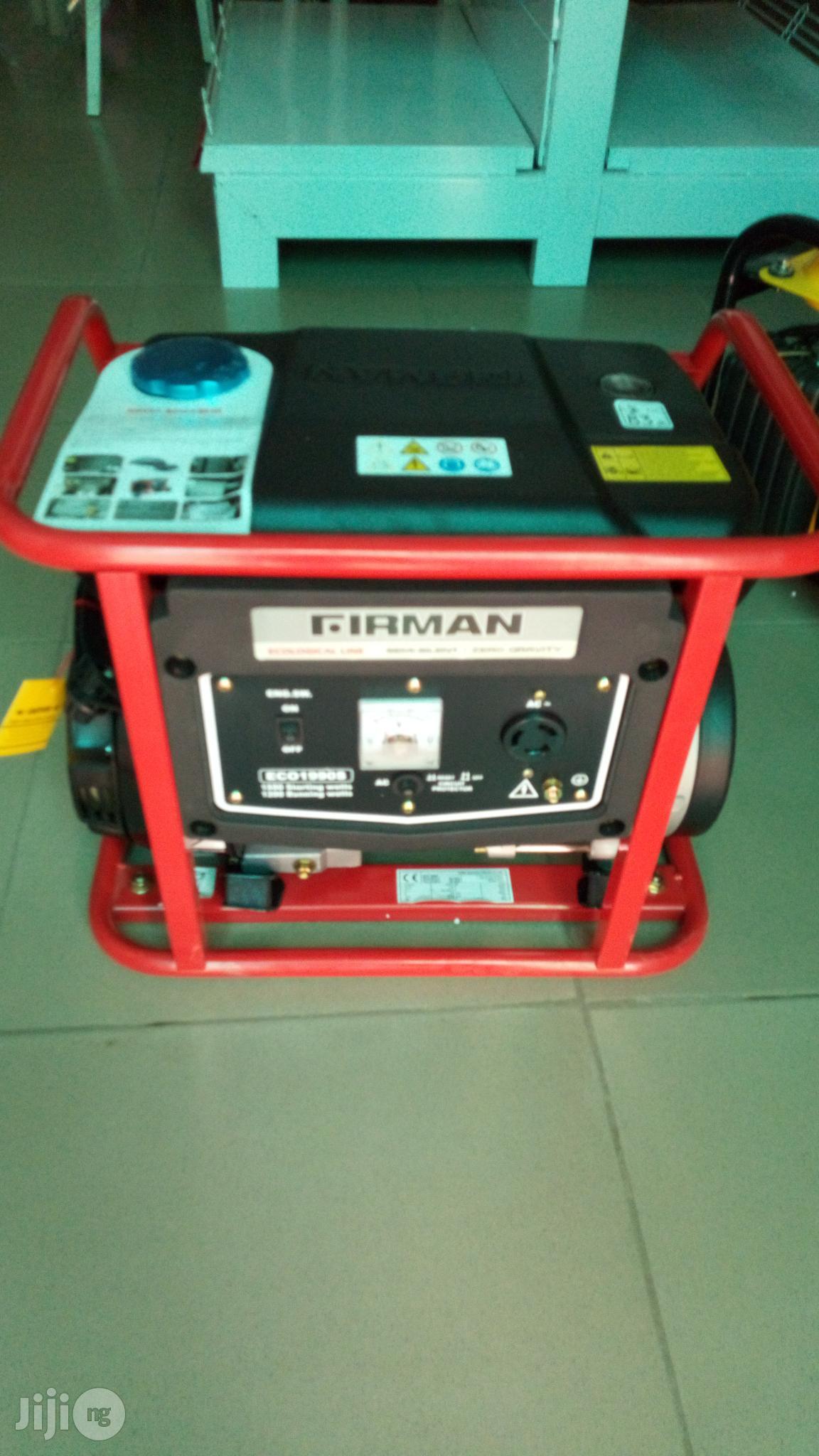Firman ECO 1990S Petrol Generator