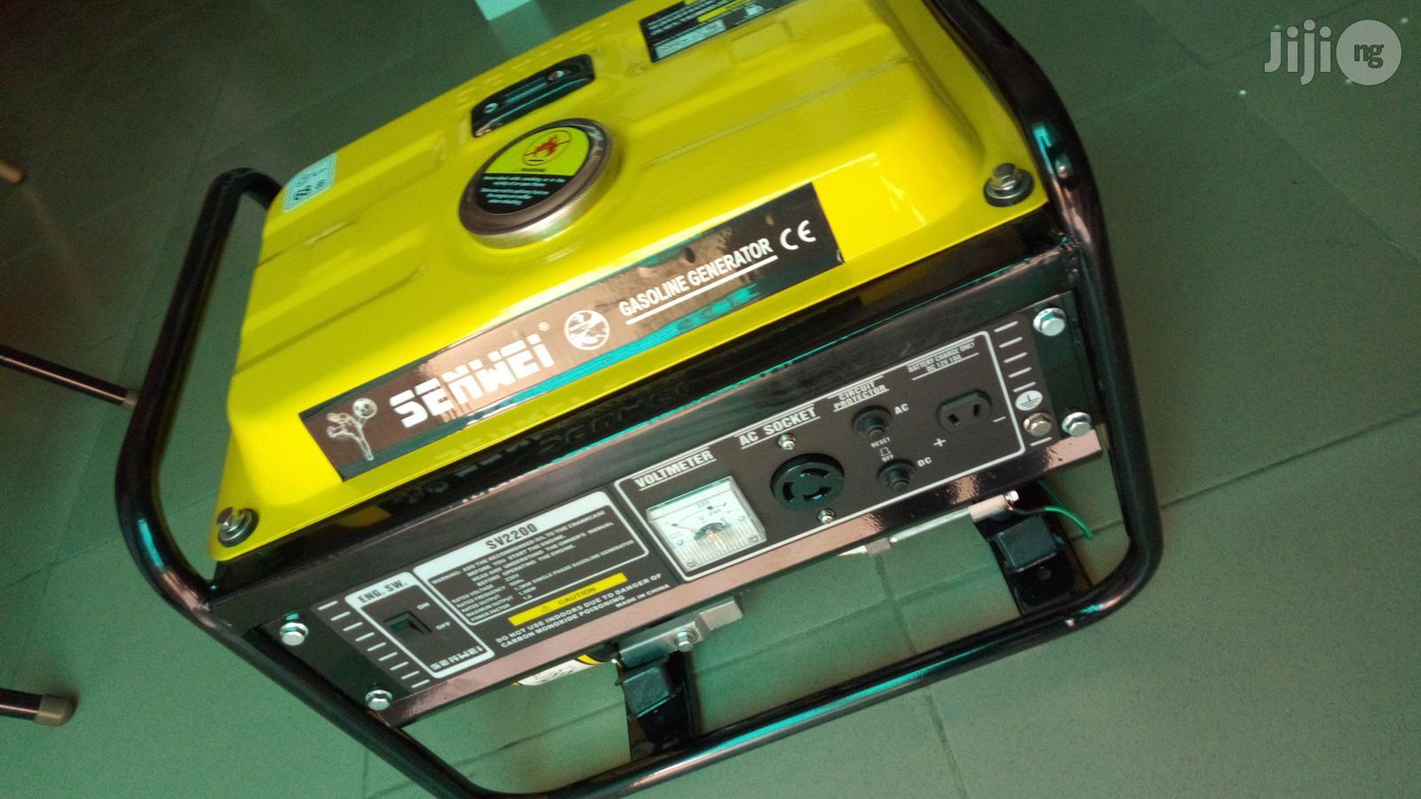 Senwei SV2200 Generator