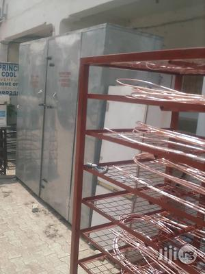 50 To 300 Cubes Ice Block Making Machines   Restaurant & Catering Equipment for sale in Abuja (FCT) State, Nyanya