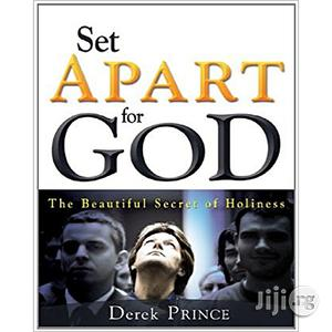 Set Apart for God | Books & Games for sale in Lagos State, Oshodi