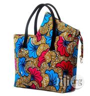 Exclusive Ankara Bags With 6yards Wax and Purse Imported X | Bags for sale in Delta State, Warri