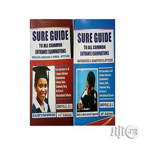 Sure Guide to All Common Entrance Examinations | Books & Games for sale in Lagos State, Oshodi