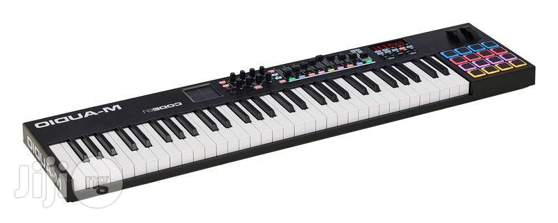 M-audio Code 61 Usb Midi Keyboard Controller With X/Y Touch Pad - Black