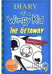 The Get Away (Wimpy Kid)   Books & Games for sale in Lagos State, Agboyi/Ketu