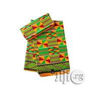 Ankara Fabric Multicolour Kente 6yards | Clothing for sale in Lagos State, Magodo