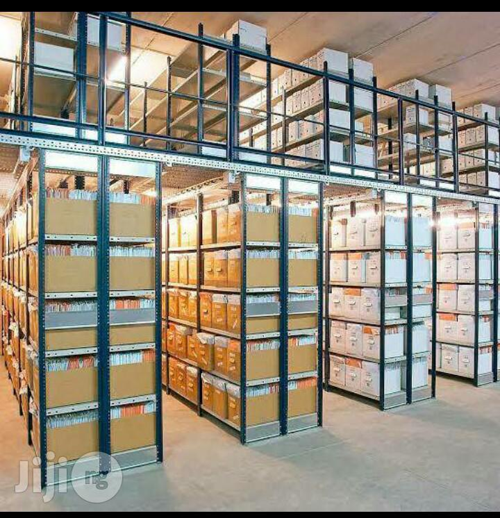 Quality And Durable Industrial Shelves
