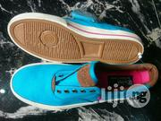 Turquoise Blue Polo Ralph Flat Shoe | Shoes for sale in Lagos State, Lagos Island