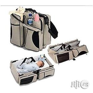 3 In 1 Baby Bed & Diaper Bag   Baby & Child Care for sale in Lagos State, Lagos Island (Eko)