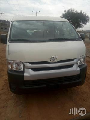 New Toyota HiAce 2014 White   Buses & Microbuses for sale in Abuja (FCT) State, Gwarinpa