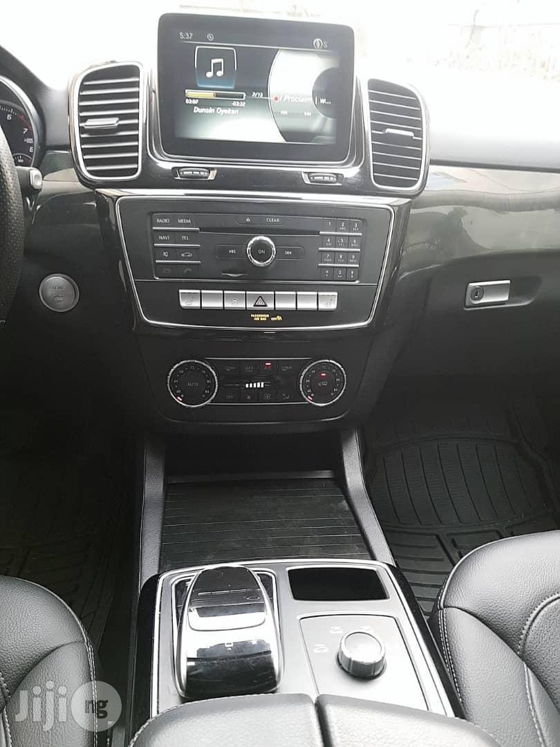 Mercedes-Benz GLE-Class 2016 Black | Cars for sale in Victoria Island, Lagos State, Nigeria