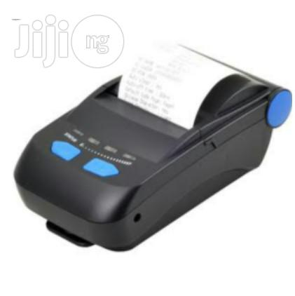 Bluetooth Mobile Printer Pos