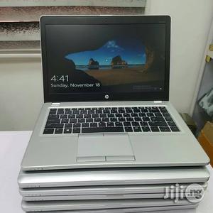 Laptop HP EliteBook Folio 9480M 4GB Intel Core I5 SSD 500GB   Laptops & Computers for sale in Lagos State, Ikeja