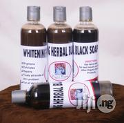 Original Liquid Herbal Whitening Black Soap. | Bath & Body for sale in Lagos State