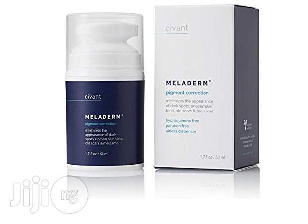 Meladerm Cream for the Removal of Spots, Hyper Pigmentation, Melasma, Freckles Etc