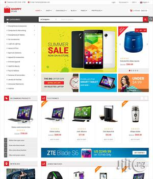 Ecommerce/Professional Business Website | Computer & IT Services for sale in Lagos State