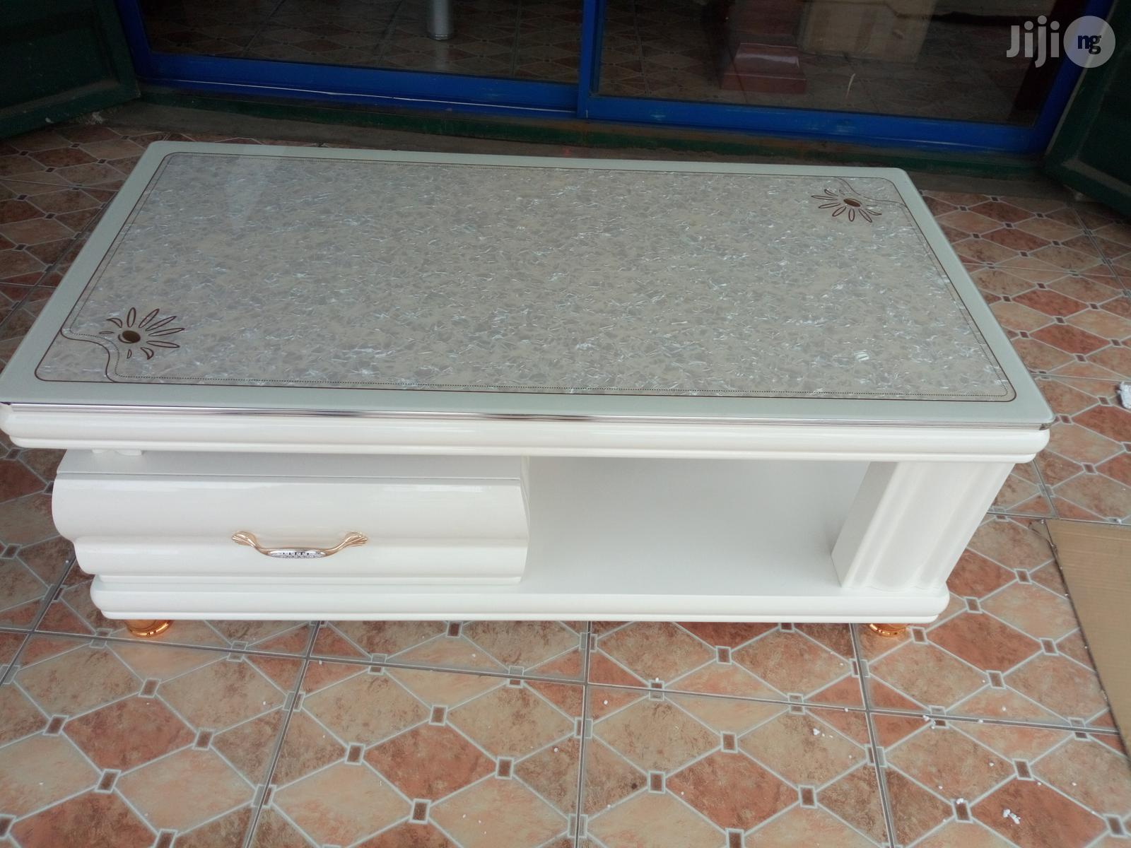 High Quality Glass Center Table Brand New Impoterd