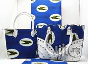 Fabricated Ankara Bags With 6yards Wax Purse All Imported Xiv   Bags for sale in Kano State, Dala
