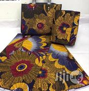 Fabricated Ankara Bags With 6yards Wax & Purse All Imported Xv   Bags for sale in Kano State, Dala
