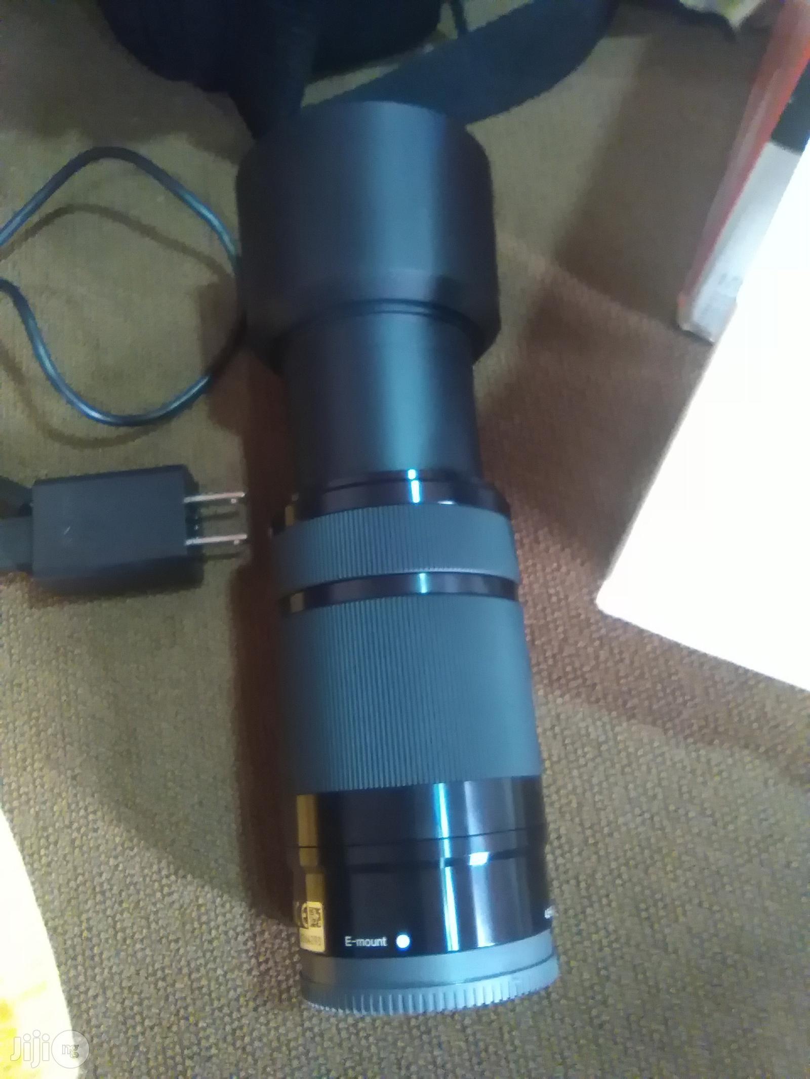Sony E Mouth Lens 55-210