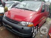 Toyota HiAce 2000 Red | Cars for sale in Lagos State, Apapa