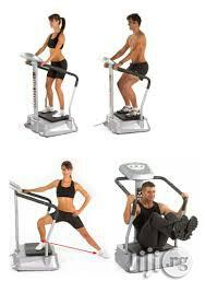 New Imported Crazy Fitness Massage Machine