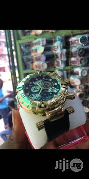 Invicta Fashion Wrist Watch   Watches for sale in Lagos State, Surulere