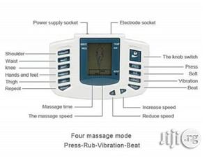 Digital Body Slimming Pulse Massage For Muscle Relaxation   Tools & Accessories for sale in Lagos State, Mushin